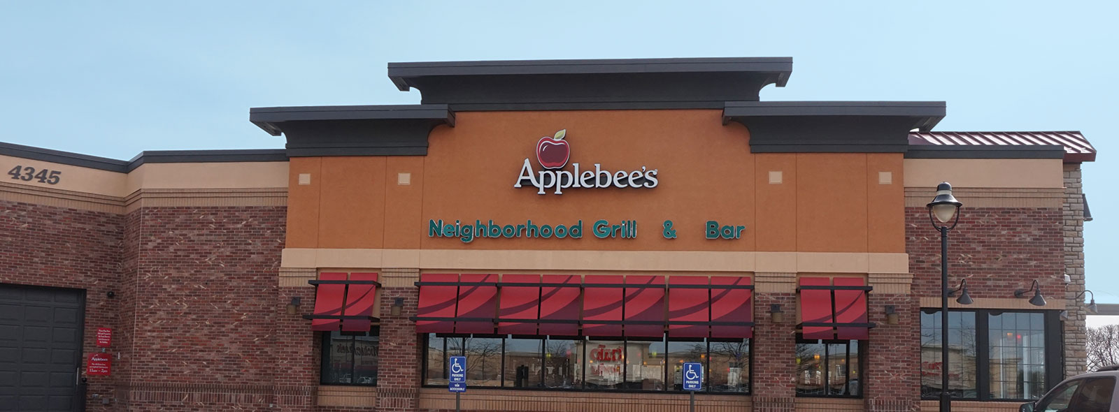 Applebee's 2 for $20 Menu